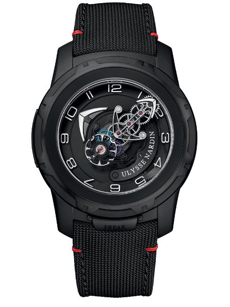 Ulysse Nardin - Freak