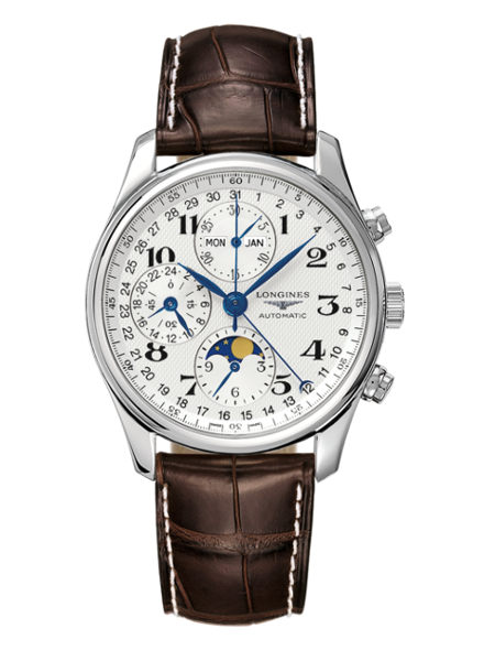 Longines - Watchmaking Tradition