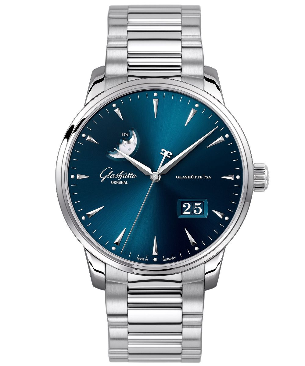 Glashütte Original Senator Excellence Panoramadatum Mondphase