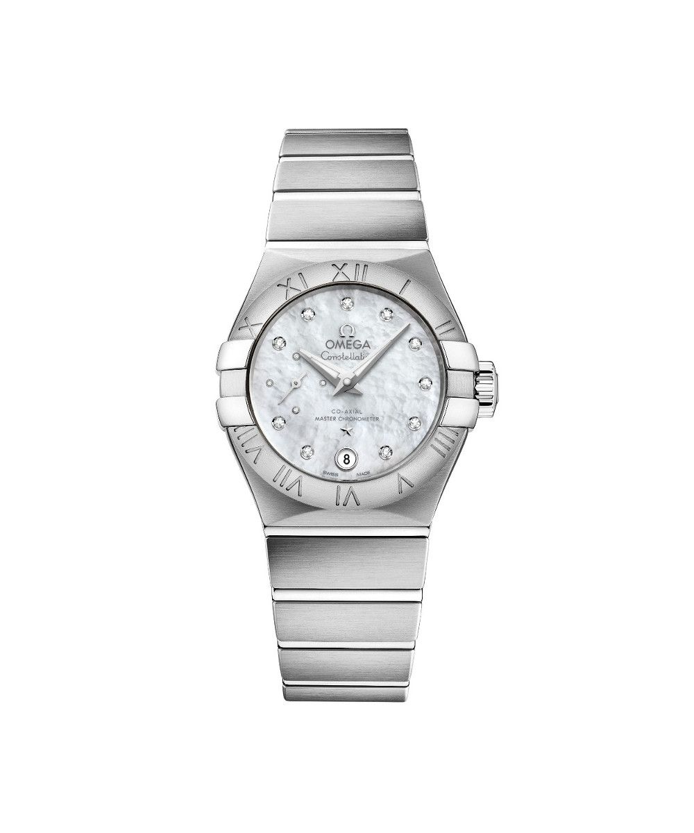 Omega Constellation Co-Axial Master CHRONOMETER Small Seconds 27 mm