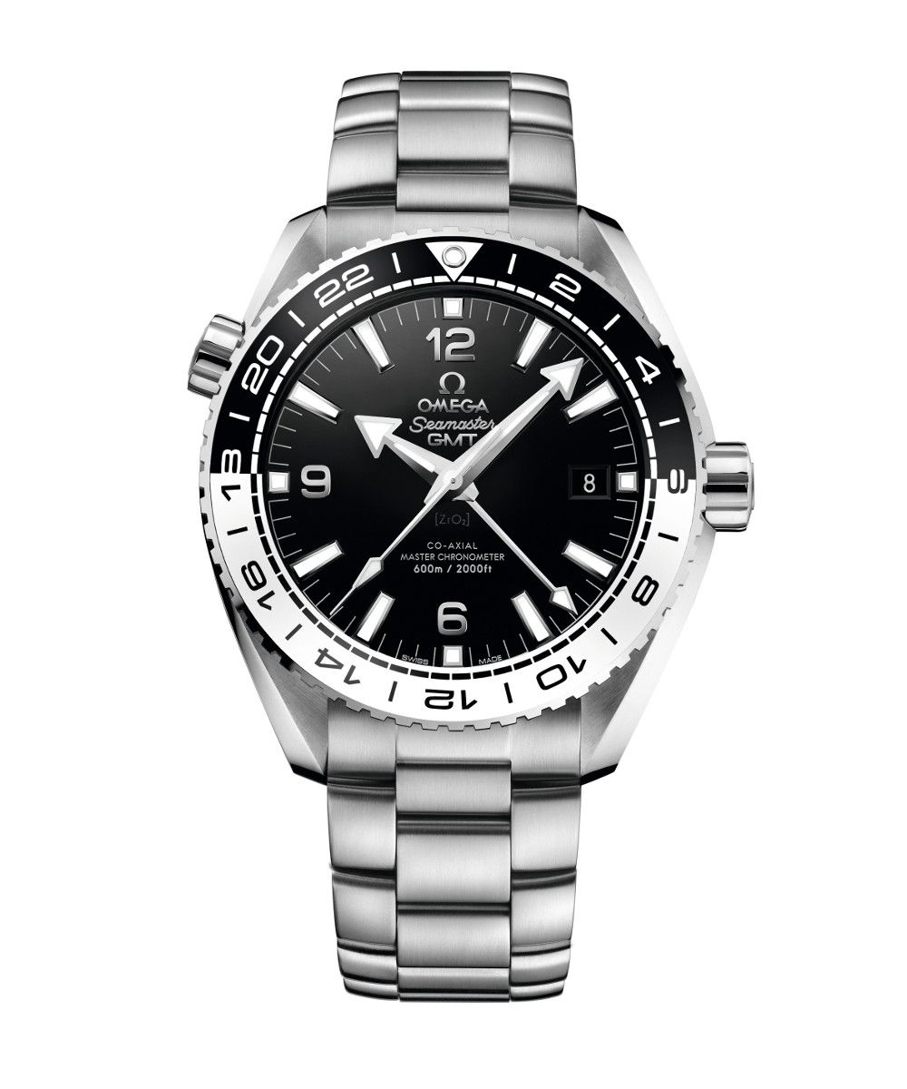 Omega Seamaster Planet Ocean 600M Co-Axial Master Chronometer GMT 43,5 mm