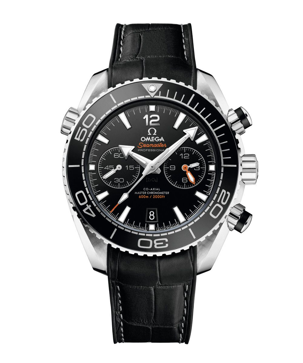 Omega Seamaster Planet Ocean 600M Co-Axial Master Chronometer Chronograph 45,5 mm