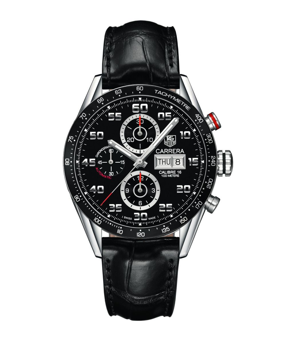 TAG Heuer CARRERA Calibre 16 Day-Date Chronograph