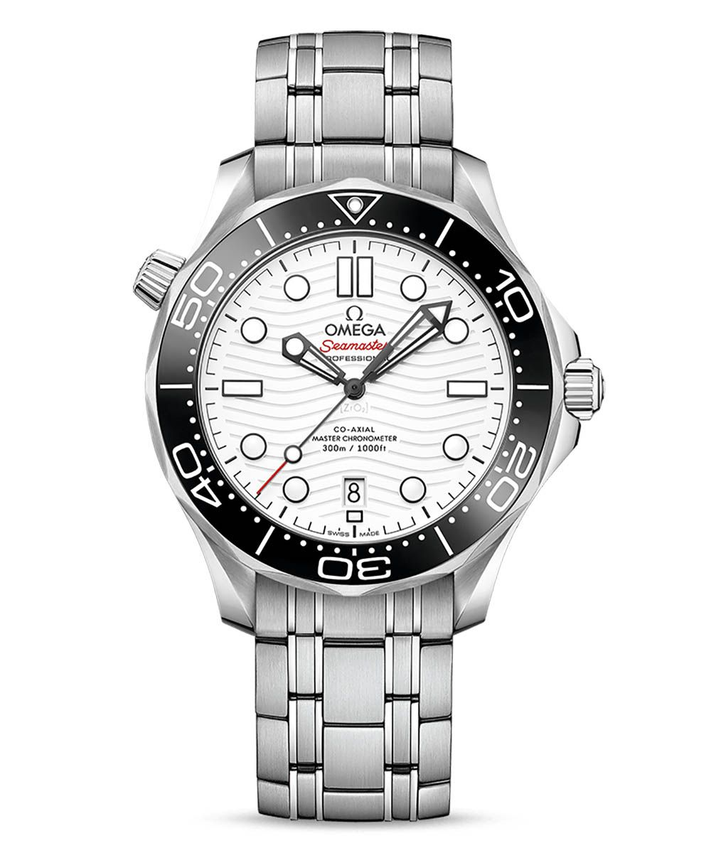 Omega Seamaster Diver 300M Co-Axial Master Chronometer 42 mm