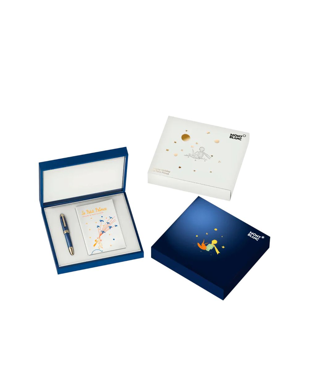 Montblanc Meisterstück Le Petit Prince Happy Holiday Set
