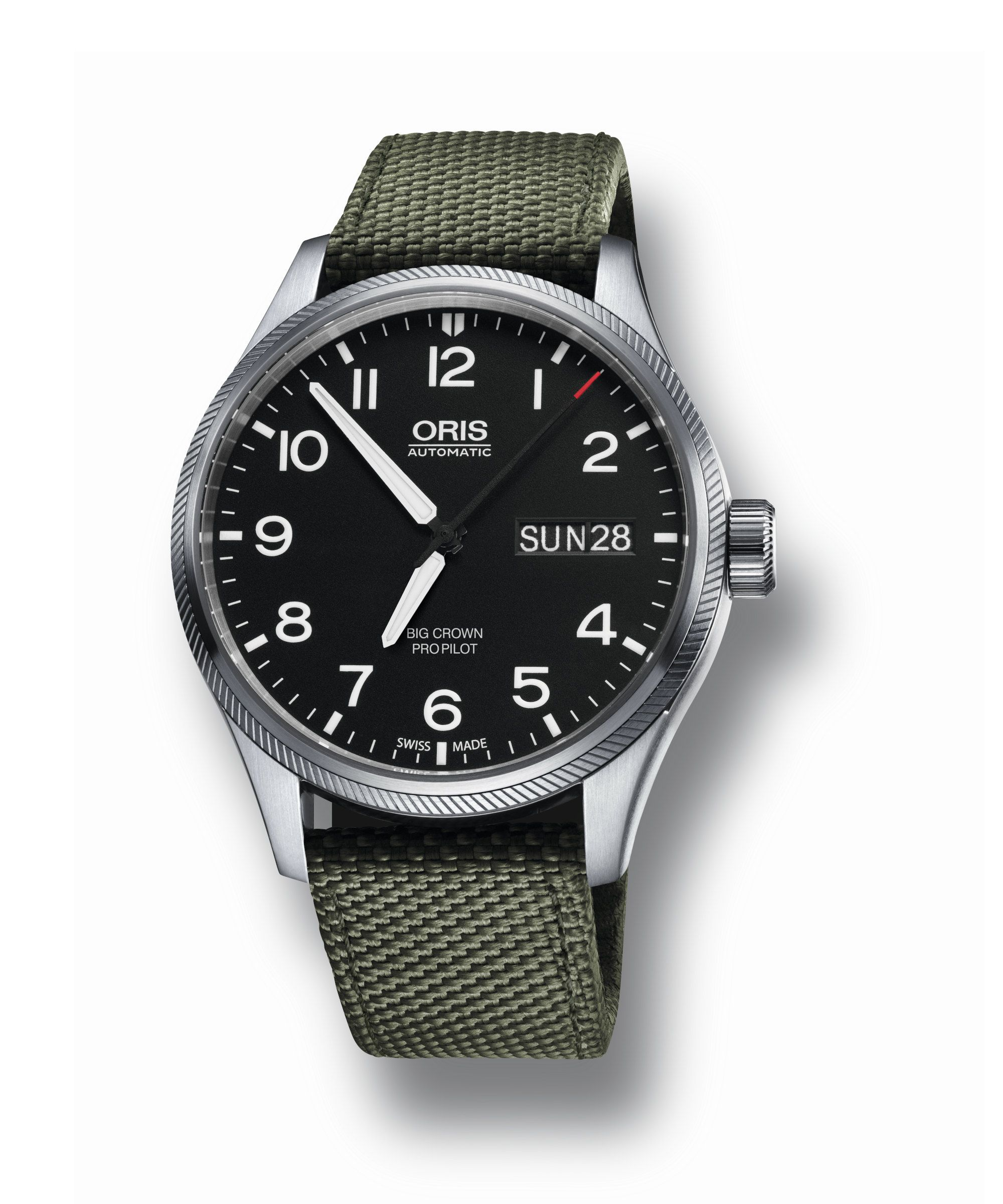 Oris Big Crown ProPilot Big Day Date - 01 752 7698 4164-07 5 22 14FC