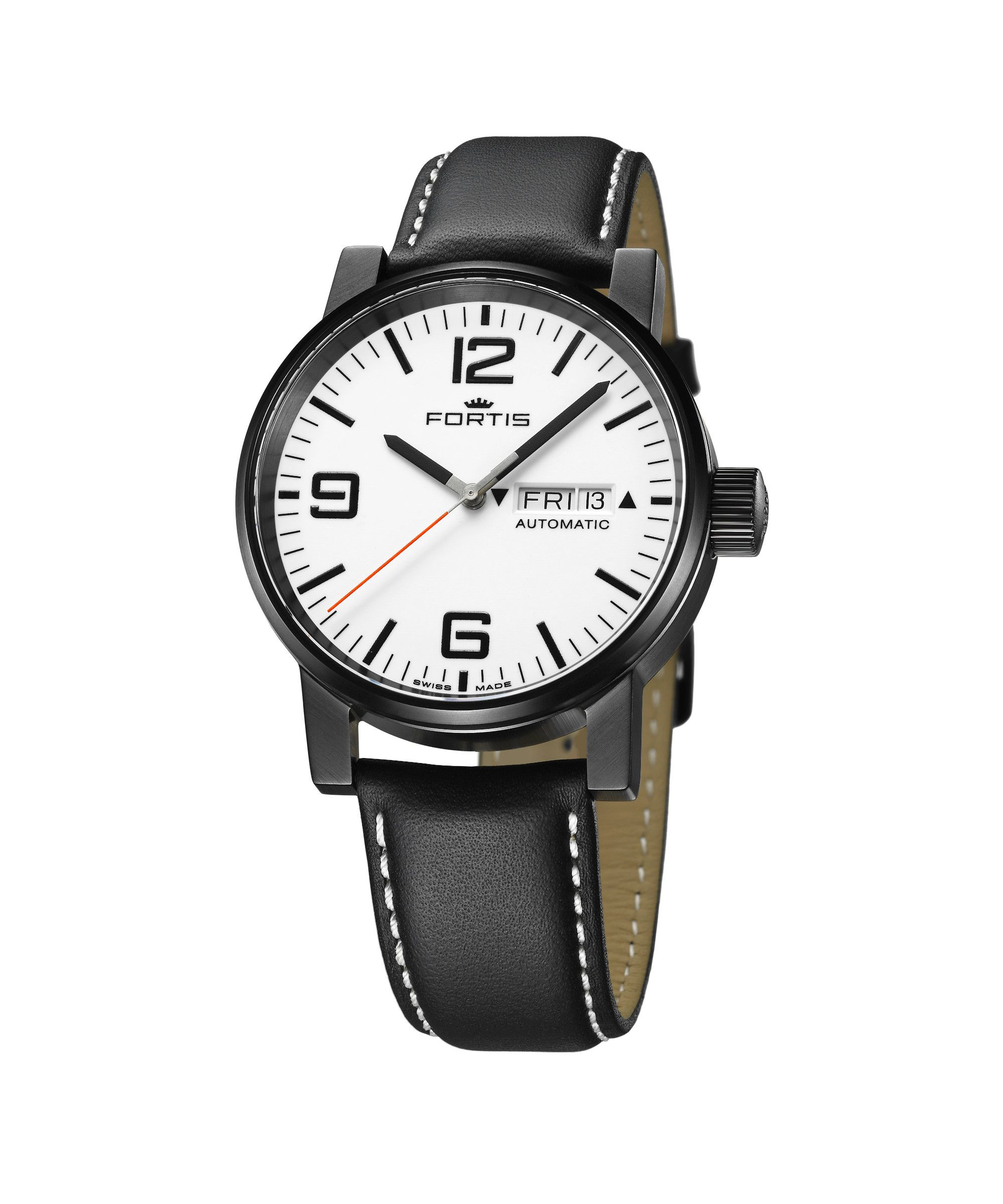 Fortis Spacematic Stealth White - 1 623.18.12