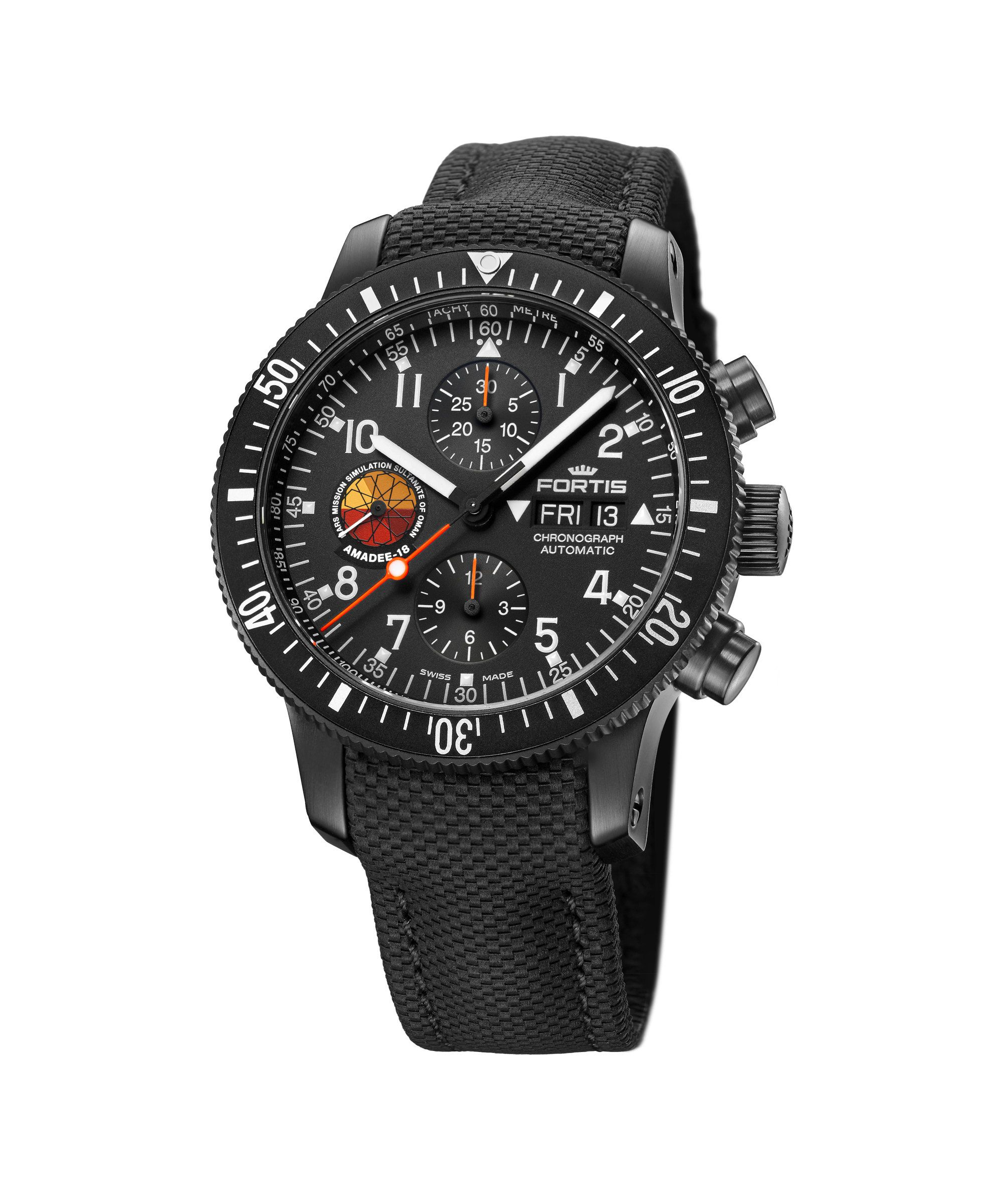 Fortis Official Cosmonauts Amadee-18 -  1 638.18.91