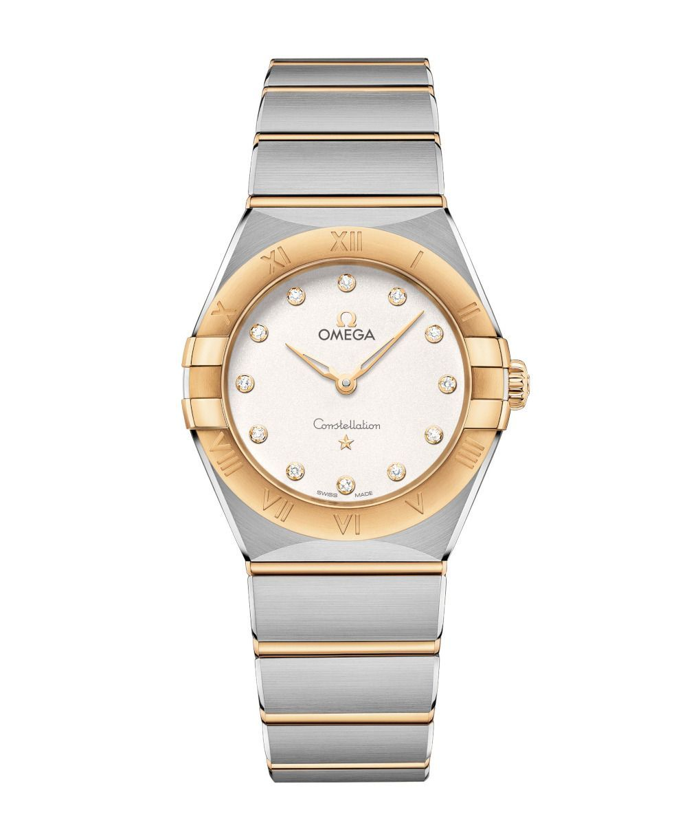 Omega Constellation Manhattan Quartz 28 mm - 131.20.28.60.52.002
