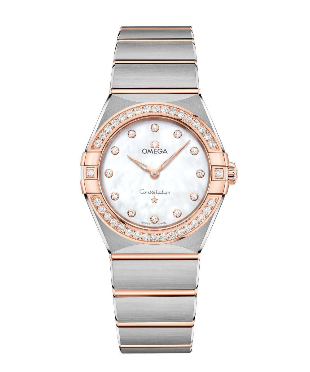 Omega Constellation Manhattan Quartz 28 mm - 131.25.28.60.55.001_1