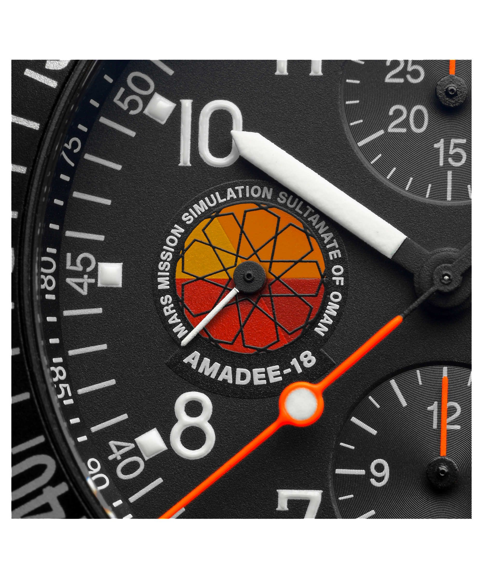 Fortis Official Cosmonauts Amadee-18 - 132156 638.18.91