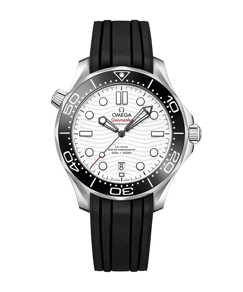 Omega Seamaster Diver 300M Co-Axial Master Chronometer 42 mm - 19956