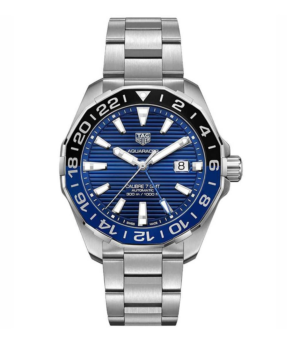 Tag Heuer Aquaracer Calibre 7 GMT - 20579