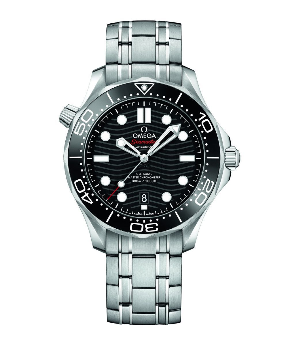 Omega Seamaster Diver 300M Co-Axial Master Chronometer 42 mm - 210.30.42.20.01.001