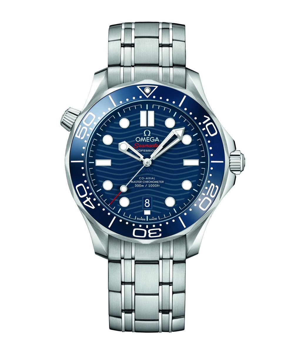Omega Seamaster Diver 300M Co-Axial Master Chronometer 42 mm - 210.30.42.20.03.001