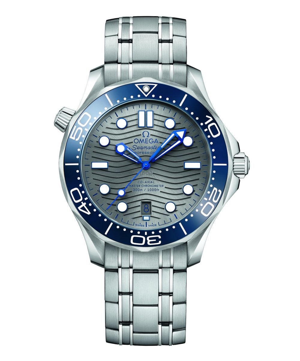 Omega Seamaster Diver 300M Co-Axial Master Chronometer 42mm - 210.30.42.20.06.001