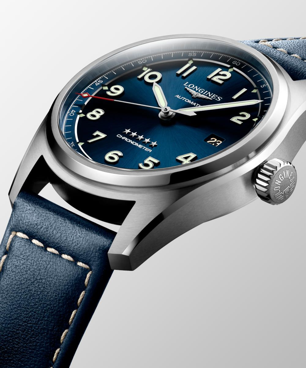 Longines Spirit Automatic 40 mm - 21302_02