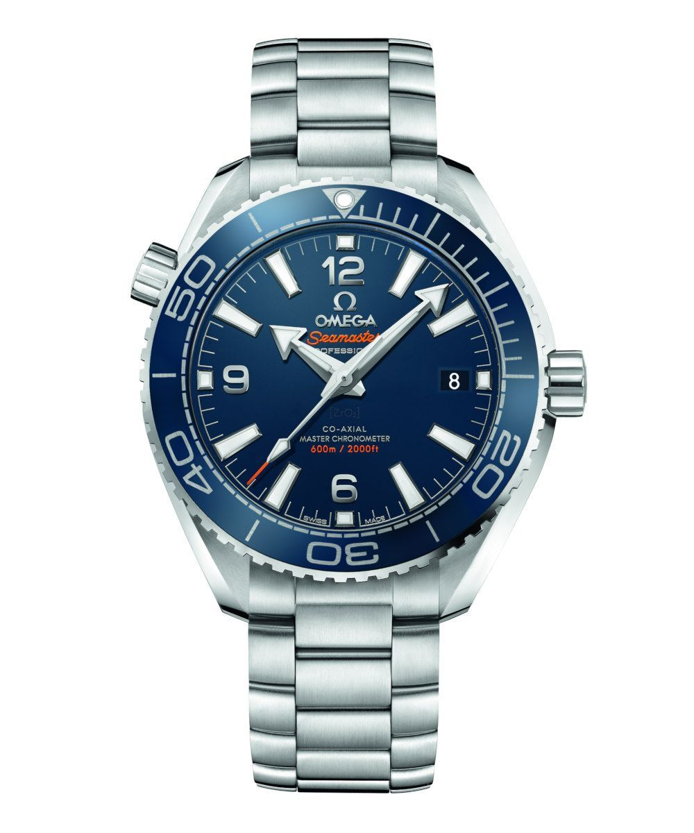 Omega Seamaster Planet Ocean 600M Omega Co-Axial Master Chronometer 39,5 mm - 215.30.40.20.03.001