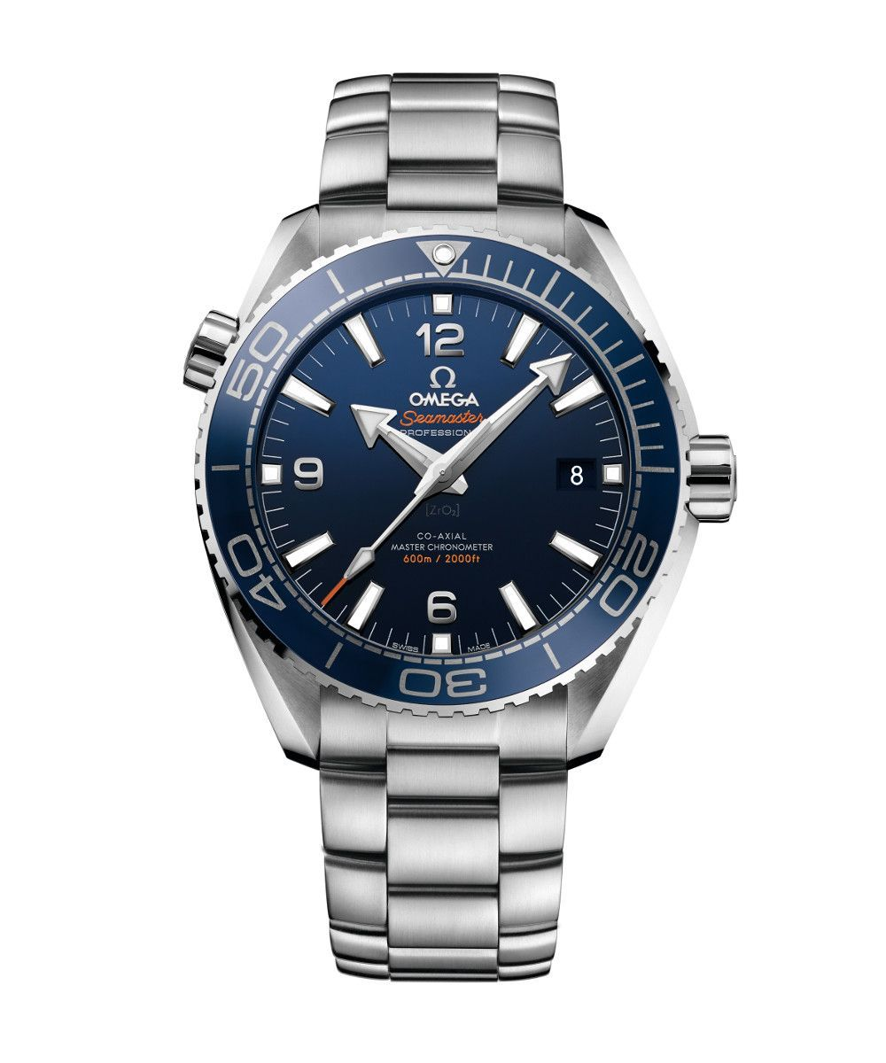 Omega Seamaster Planet Ocean 600M Co-Axial Master Chronometer 43,5 mm - 215.30.44.21.03.001