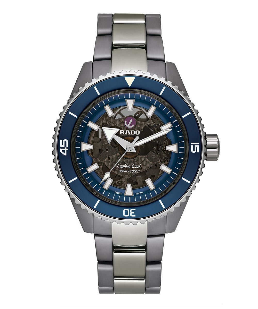Rado Captain Cook High-Tech Ceramic Automatic - 22051_1