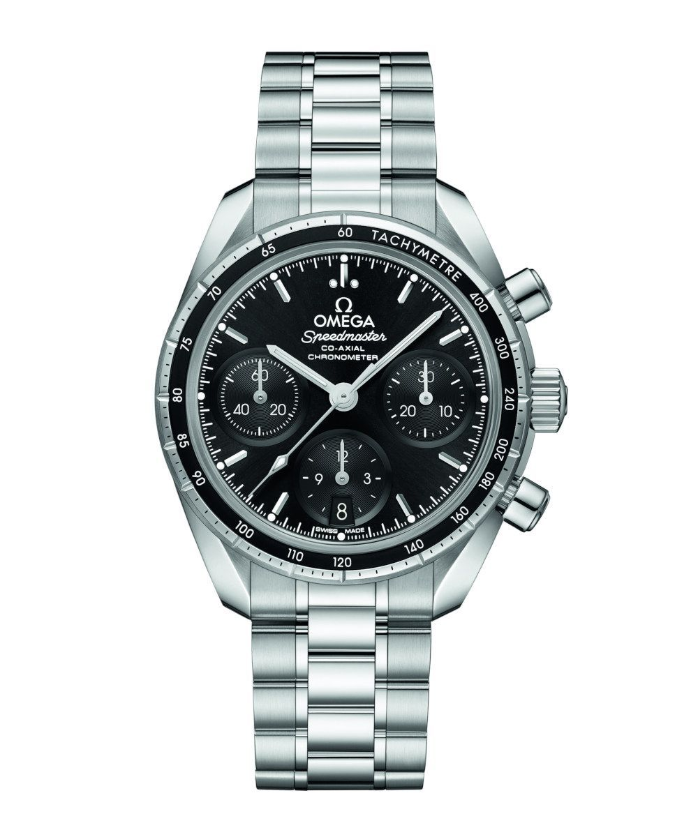 Omega Speedmaster 38 Co-Axial Cronograph 38 mm - 324.30.38.50.01.001