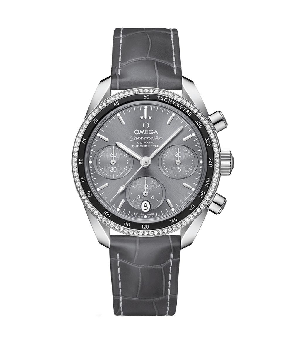 Omega Speedmaster 38 Co‑Axial Chronograph 38 mm - 324.38.38.50.06.001