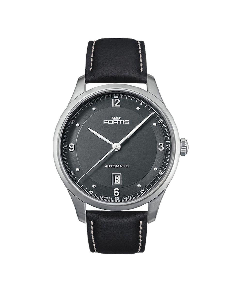Fortis Terrestis Collection Tycoon Date P.M. - 903.21.11.L01