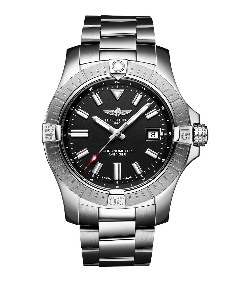 Breitling Avenger Automatic 43 - Breitling_A17318101B1A1