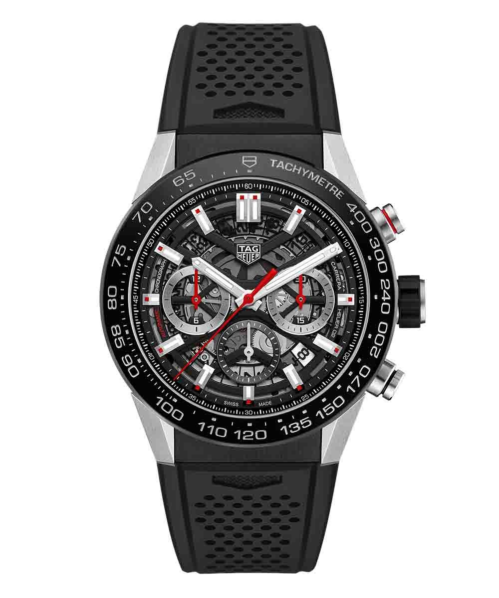 Tag Heuer Carrera Calibre Heuer 02 Chronograph - CBG2A10.FT6168