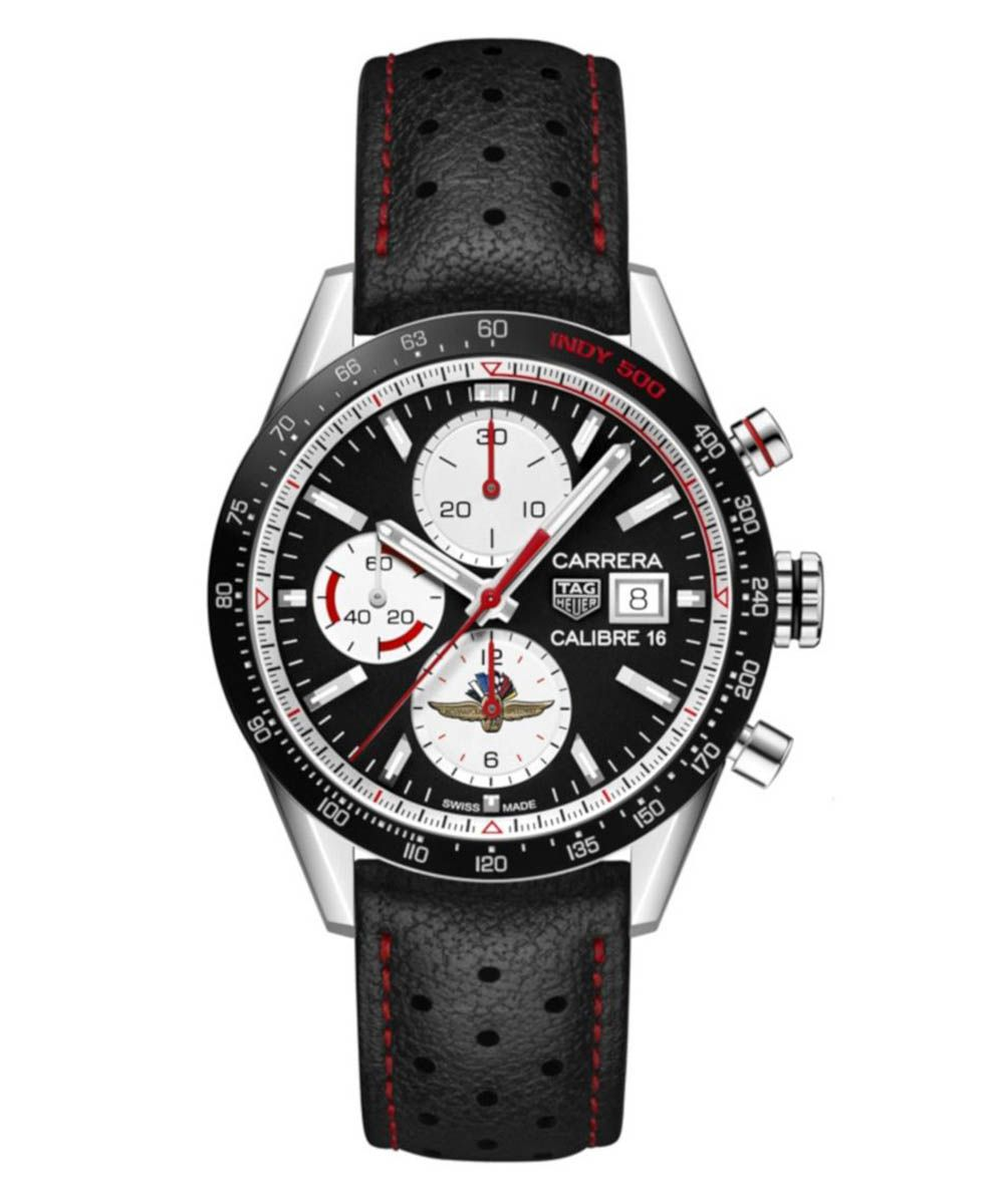 Tag Heuer Carrera Calibre 16 Chronograph - cv201as.fc6429