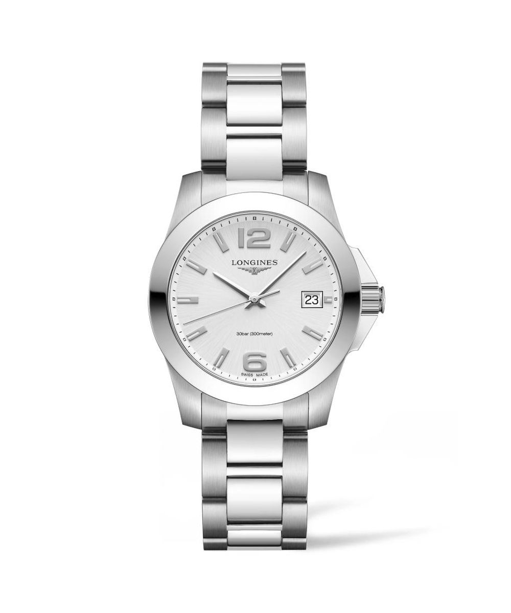 Longines Conquest 34mm - L3.377.4.76.6