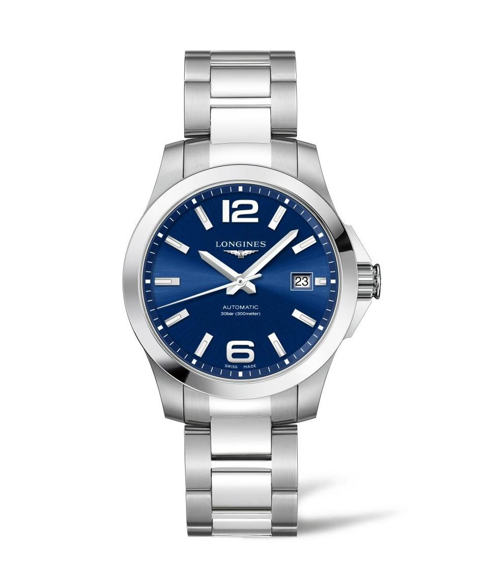 Longines Conquest Automatic 39mm - L3.776.4.99.6