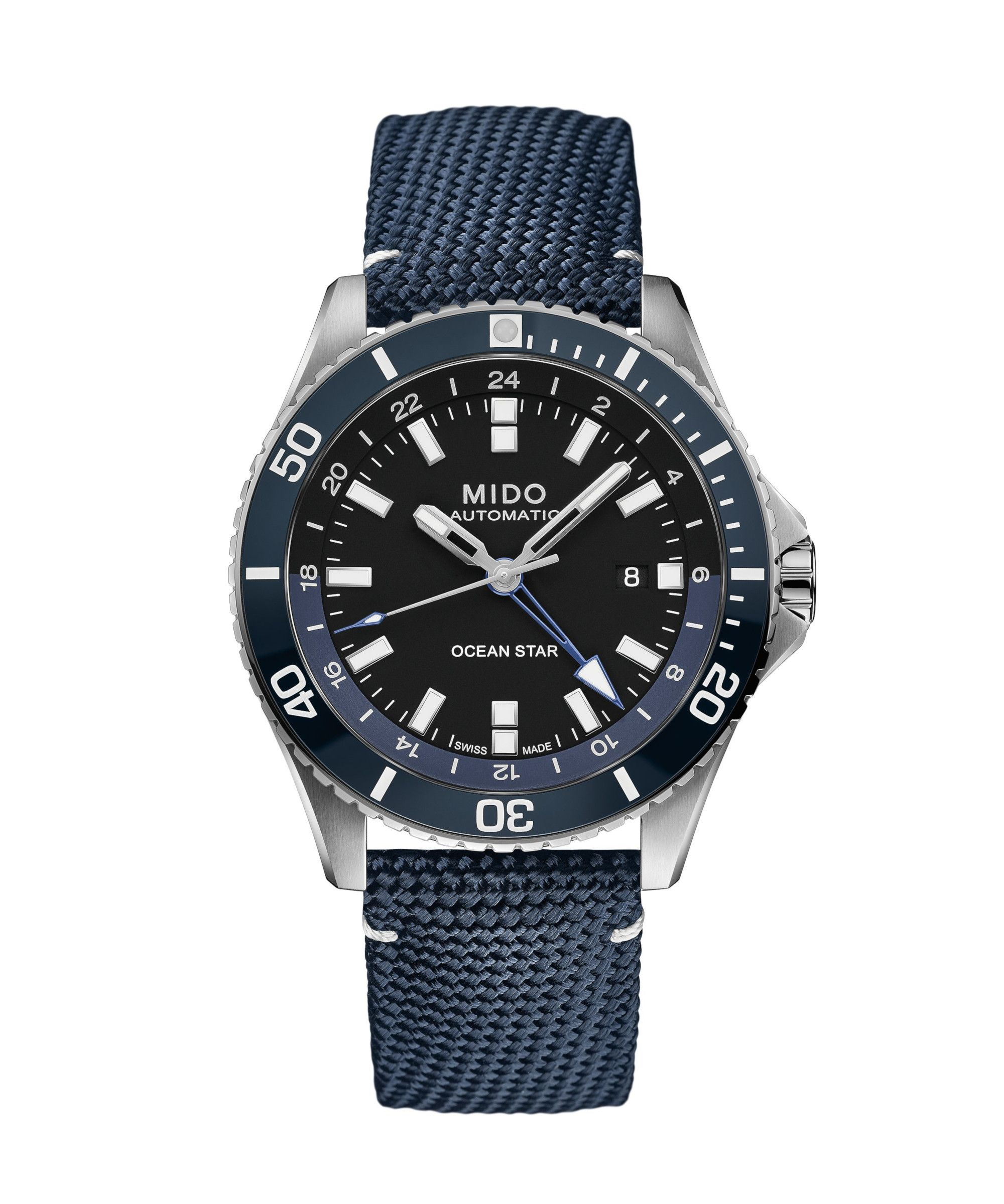 Mido Ocean Star GMT - M026.629.17.051.00