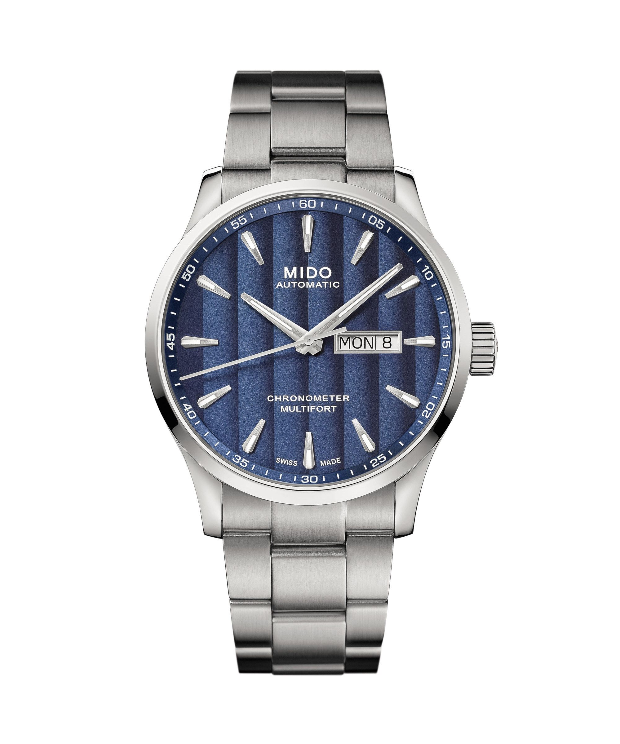 Mido Multifort Chronometer 1 - M038.431.11.041.00