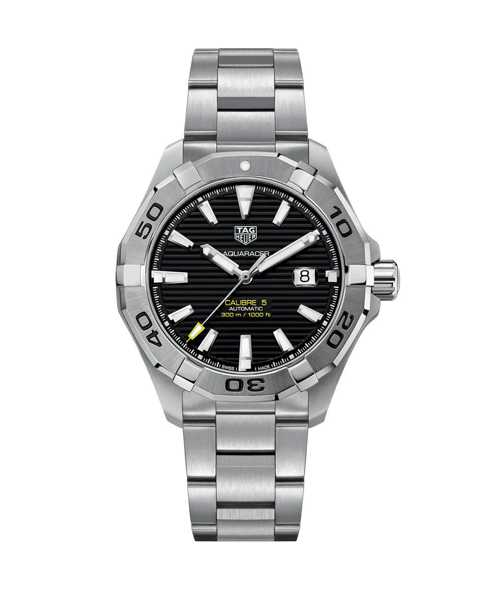Tag Heuer Aquaracer Calibre 5 - WAY2010-BA0927