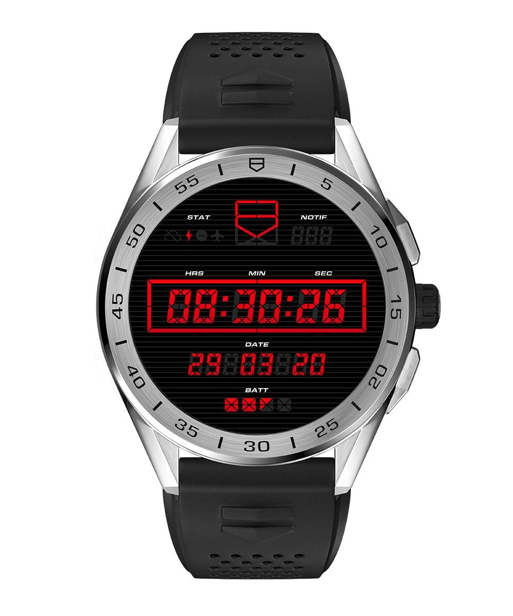 TAG Heuer Connected Edelstahl